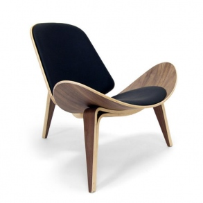 ΠΟΛΥΘΡΟΝΑ CH9103 Shell Chair Hans J. Wegner inspired