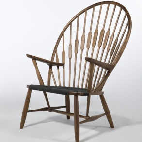 ΠΟΛΥΘΡΟΝΑ CH7253 (ΚΑΡΥΔΙΑ) Peacock Chair Hans J.Wegner Inspired
