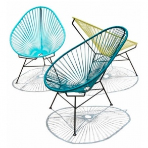 ΠΟΛΥΘΡΟΝΑ THE ACAPULCO CHAIR by OK DESIGN