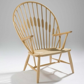 ΠΟΛΥΘΡΟΝΑ CH7253 (ΔΡΥΣ) Peacock Chair Hans J.Wegner Inspired